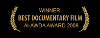 Al-Awda award for The Best Documentary